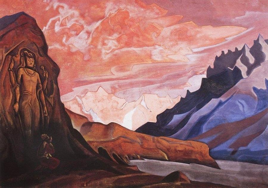 Майтрейя Победитель. 1925