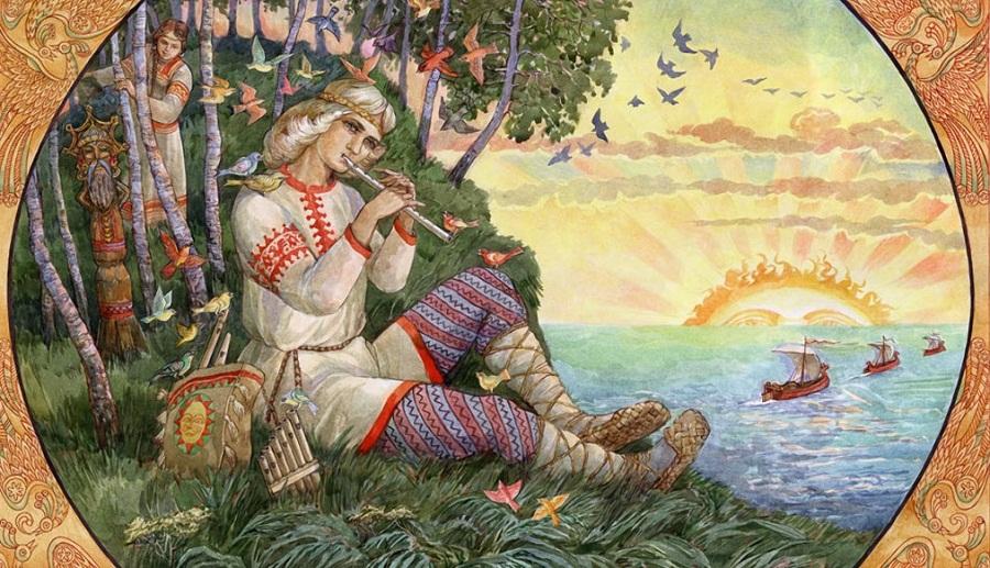 Символика русских сказок