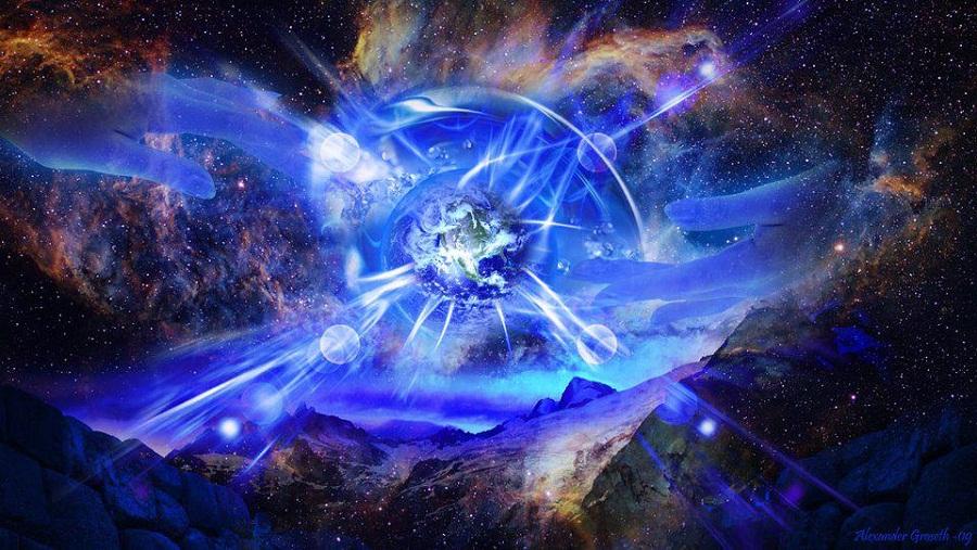 Энергии в космосе