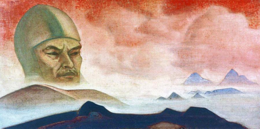 Гора Ленина
