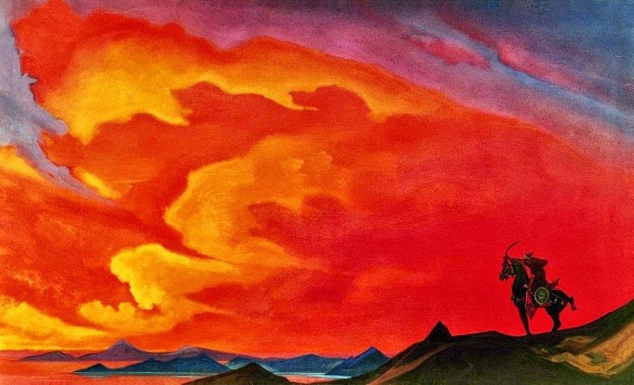 Гэсер-хан, 1941