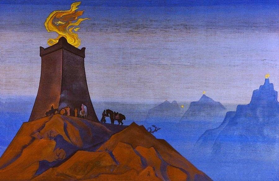 Цветы Тимура (Огни победы), 1931