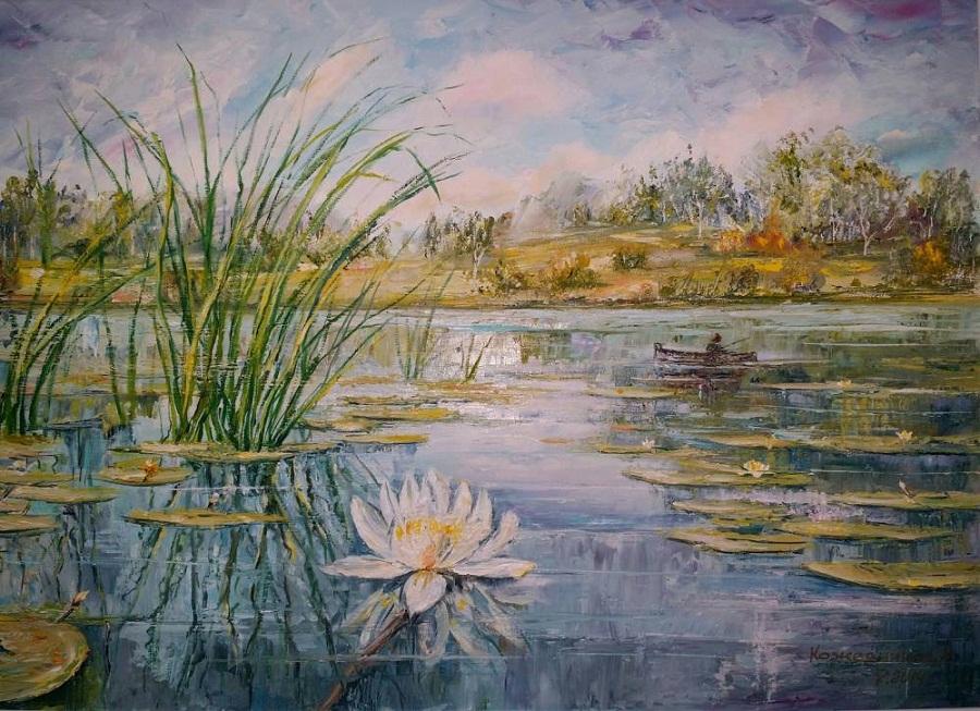 Водный мир лета Андрей