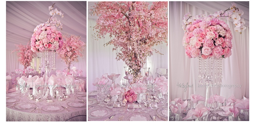 2.1. Розовая свадьба
