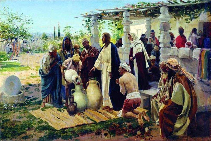 6. Иисус и вода