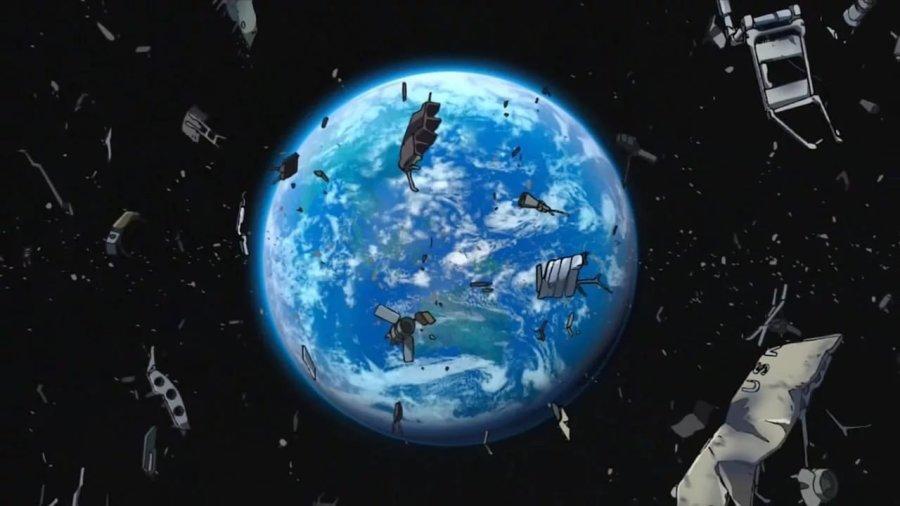 Космическая экология