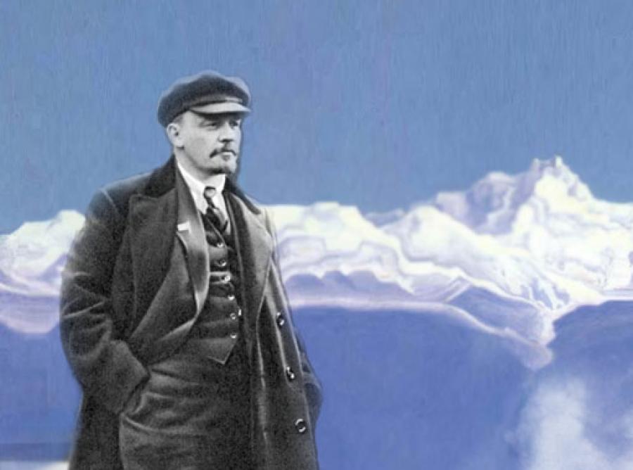 В И Ленин