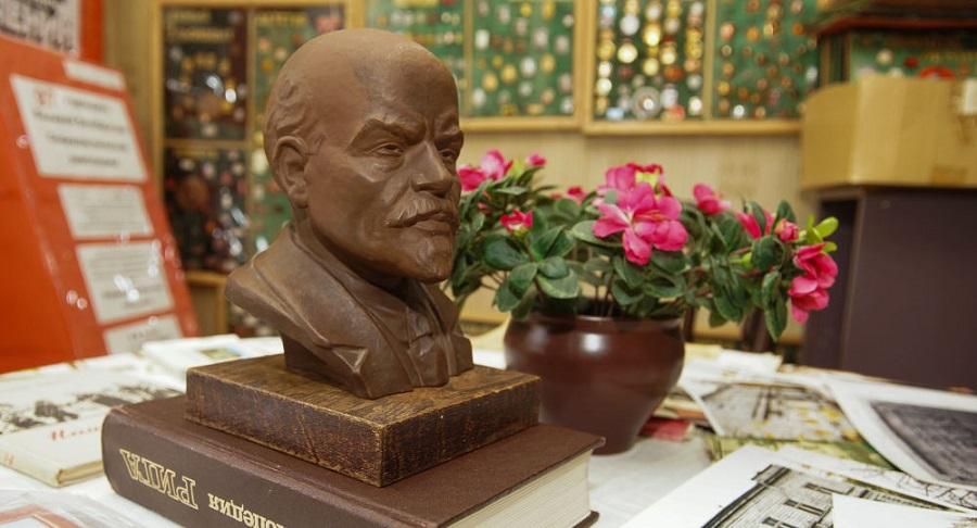 Ленин в Рижском музее